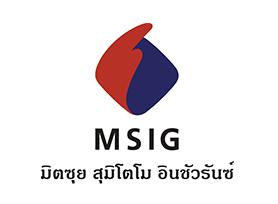 บริษัท มิตซุย สุมิโตโม อินชัวรันซ์ จำกัด สาขาประเทศไทย